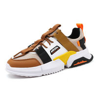 Mens Outdoor Casual Athletic Breathable Walking Sports Shoes Running Sneakers 45