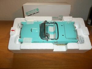 Danbury Mint 1955 Ford Thunderbird Roadster 1:24
