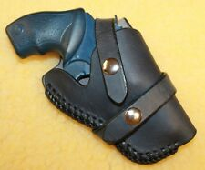 """Holster for Taurus 85, Charter Undercover, S&W J frame  2""""  - Water Buffalo"""