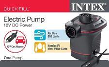 Intex Quick-Fill Dc Electric Air Pump, 12V, Max. Flow 650 L/min