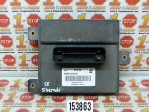 10 11 12 CHEVROLET SILVERADO 1500 FUEL PUMP FLOW CONTROL FSCM MODULE 20850926