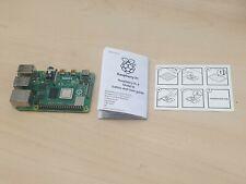 Raspberry Pi 4 Model B 4GB RAM IN HAND UK (V)