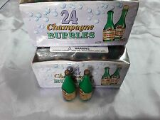 48 WEDDING BUBBLES BIRTHDAY SPECIAL OCCASION MINI CHAMPAGNE TABLE DECORATION