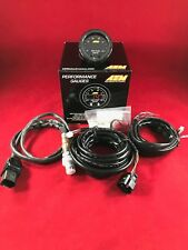 "AEM X-SERIES Wideband Gauge Controller AFR O2 UEGO AIR FUEL 2-1/16"" 52mm 30-0300"