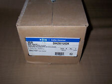 NEW Eaton DH261UGK 30 amp 600v Non Fused Safety Switch Disconnect 1 phase