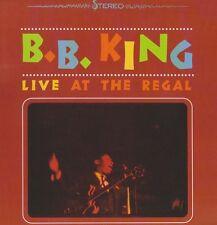 B.B. King LIVE AT THE REGAL 1964 180g GEFFEN RECORDS Bb NEW SEALED VINYL LP