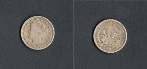 United States - 5 cents Tipo Liberty 1912