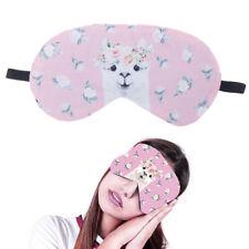 3D Cute Eye Mask Shade Covers Rest Sleep Eyepatch Blindfold Shield Sleeping AiCA
