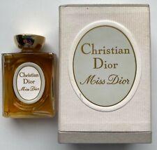 Christian dior MISS DIOR parfum 15 ml 0.5 fl oz VINTAGE RARE