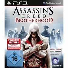 PS3 - ASSASSIN´S CREED - BROTHERHOOD - Uncut D1 Special Edition - PLAYSTATION 3