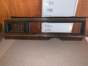 Coverlay Dash Board Cover Dark Brown 12-305-DBR For LTD Crown Victoria