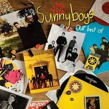 SUNNYBOYS Our Best Of CD BRAND NEW Jeremy Oxley The Greatest Hits