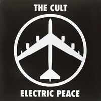 THE CULT - ELECTRIC PEACE 2 VINYL LP NEW!