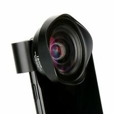 16mm Cell Phone Single Wide Angle Lens 4K HD - Black, Compatible With iPhone, Sa