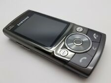 New/Old Stock Boxed Samsung SGH G600 Grey/Chrome (Unlocked) Mobile Phone