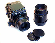 Mamiya RZ67 PROII outfit with 90mm and 180mm lenses (RZ 67)