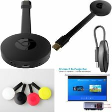 Stream TV Media Streamer HDMI WiFi Mirracast for IOS Android Google Chromecast 2