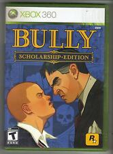 BULLY SCHOLARSHIP EDITION XBOX 360 GAME Xbox360