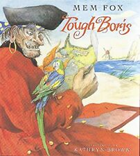 Tough Boris by Mem Fox (1998, Paperback)