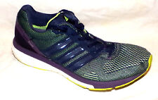 ADIDAS WOMENS BOSTON BOOST RUNNING SHOES WITH 99% TREAD SIZE-7