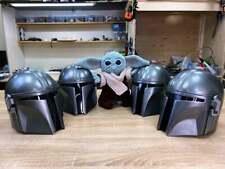 Helmet Mandalorian Armor Handmade High Quality (Experienced)