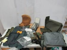 US Army Lot Surplus Vietnam And Post Vietnam WWII Era Mixed Preppers Lot A113K