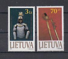Lituania/Lithuania  1999 Pezzi da museo 649-50  MNH