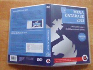 MEGA Database 2021 aus 2. Hand