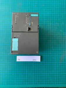 Siemens S7-300 CPU317-2 DP + MMC     Nr 6ES7 317-2AJ10-0AB0   E Stand 5