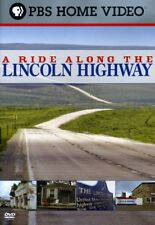 A Ride Along the Lincoln Highway [New DVD]