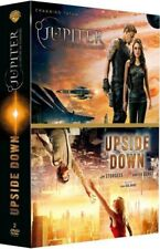 Jupiter Le destin de l'univers + Upside down COFFRET DVD NEUF SOUS BLISTER