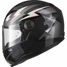 Agrius Rage Voltage Full Face Motorcycle Helmet Motorbike Bike Pinlock Ready Black XXL 51009-0108
