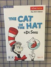 DR SEUSS THE CAT IN THE HAT - MACINTOSH - NEW UNOPENED ORIGINAL SEALED PACKAGE