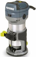 NEW Performax 6.5 Amp 1-1/4 HP Variable Speed Compact Router! Laminate Trimmer