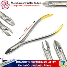 Dental Mini Micro-Soft Pin Wire Ligature Cutting Ortho Cutter Long Handle 13.5cm