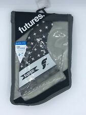 Futures Fins SB-S SUPERbrand Honeycomb Surfboard 5 Fin Set - Brand New