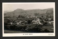 Skenfrith - The Village - real photographic postcard