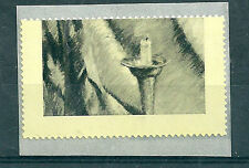 1992 Counter printed trial stamp inblack with 40 value. Never issued by AP