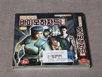 Super Rare Resident Evil 1 & 3 CAPCOM PC Game 2CD ROM Korean Version Sealed