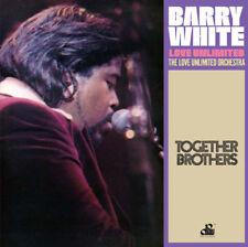 CD de musique pour Gospel Barry White