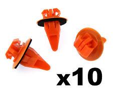 10x TOYOTA LAND CRUISER SIDE MOULDING & Passaruota Flare Plastica Clip tagliare