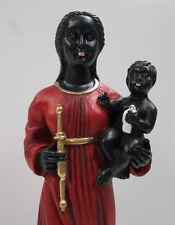 Black Madonna Statue of Eiseindeln Museum Replica Gnostic Christian Replica #BMS