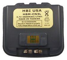 Intermec CN3 CN4 Extended Capacity 4600mAh Battery 318-016-002 AB16 NEW