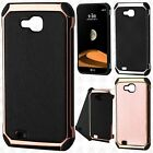 For LG X Venture IMPACT HYBRID Plating Protector Case Skin Phone Cover Accessory