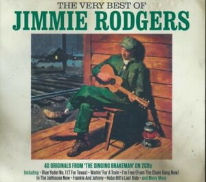 SEALED NEW CD Jimmie Rodgers - The Very Best Of Jimmie Rodgers