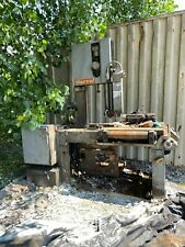 Marvel Vertical Band Saw 2nd One Included For Parts