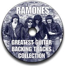 Anthology Rock Punk/New Wave Music CDs