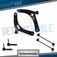 2007-2014 for Dodge Caliber Front Lower Control Arm Outer Tierod Sway Bar Kit