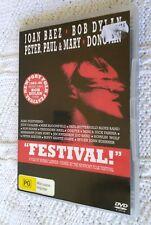 """FESTIVAL!""  DVD, REGION-4, LIKE NEW, FREE POST WITHIN AUSTRALIA"