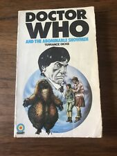 Doctor Who and the Abominable Snowmen by Dicks, Terrance *1974 Edition*